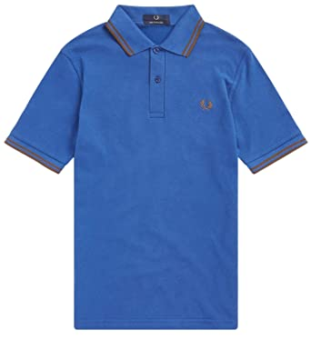 ec5d2402e Image Unavailable. Image not available for. Color  Fred Perry M12 Made in England  Polo ...