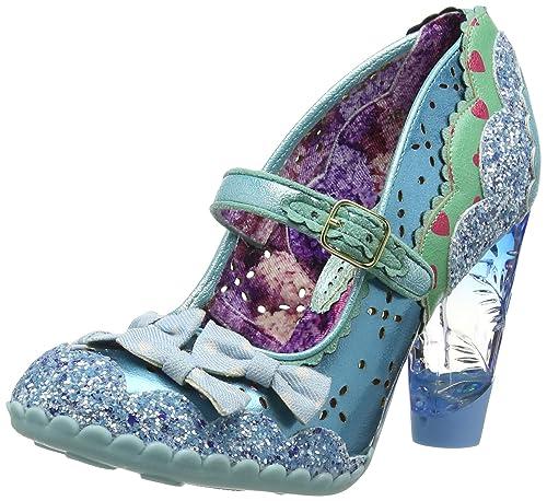 Mujer Para Irregular Merceditas Shoependous Choice Amazon es IaxqHwA