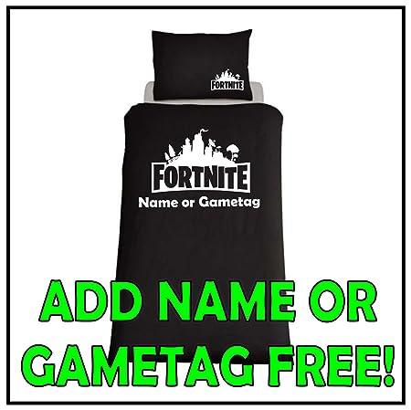 Vintage Envi Fortnite Gamers Single Bedding Free Name Or Gamertag