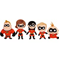 Deals on The Incredibles Stylized Bean Collector Pack