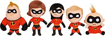 The Incredibles Stylized Bean Collector Pack