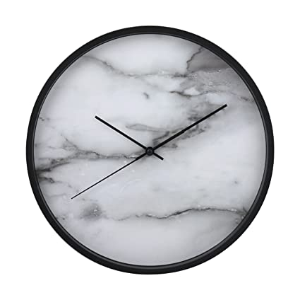 Azzure Home Luxurious 12u201d Wall Clock, Perfect For Hanging In The Entry Way,