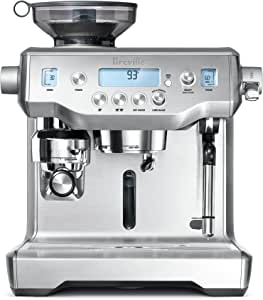 Breville BES980BSS The Oracle Espresso Machine, Brushed Stainless Steel