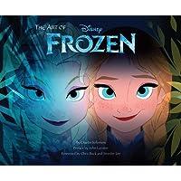 Disney: The Art of Frozen (Disney Frozen Film Tie in)