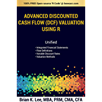 Advanced Discounted Cash Flow (DCF) Valuation Using R (English Edition)