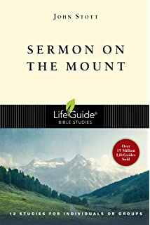 Sermon On The Mount Lifeguide Bible Studies