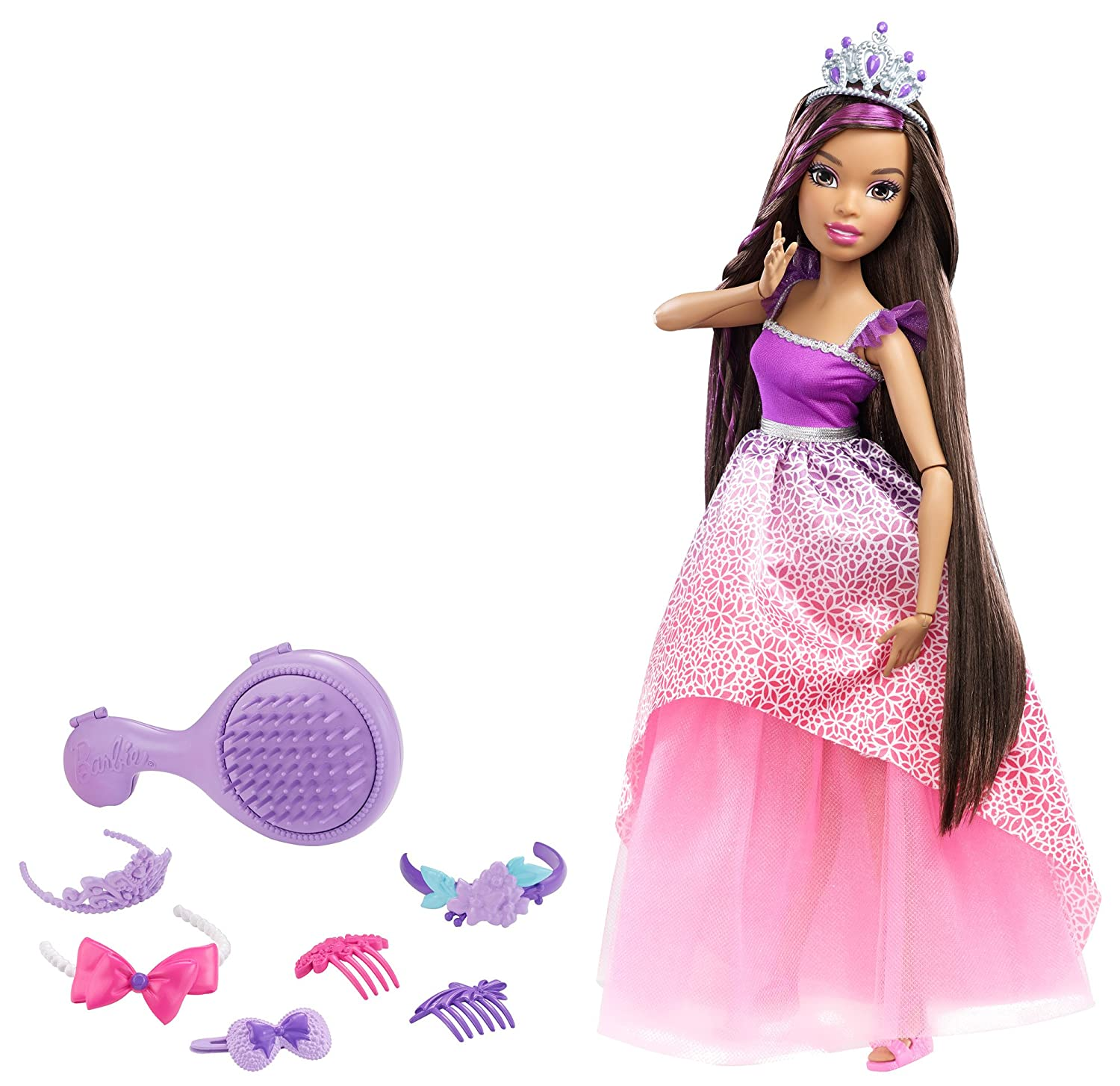 Barbie Dreamtopia Endless Brun...