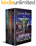 The Forlorn Dagger Trilogy Box Set: Thieves and Wizards, Pirates and Wizards, Dwarves and Wizards