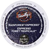 Timothy's World Coffee Rainforest Espresso K-Cup (48 count)