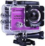 [] nuevo TecTecTec Action Cam XPRO2 Ultra HD, 4 K-Cámara deportiva impermeable, wi-fi