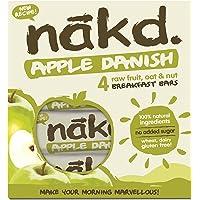 Nakd Apple Danish, 4x30g MPK