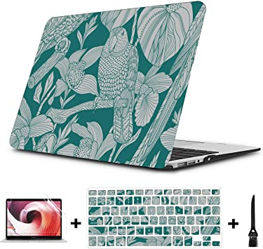 MacBook Pro 2016 Case Summer Sweet Sour Passion Fruit Drink Plastic Hard Shell Compatible Mac Air 11 Pro 13 15 MacBook Air 1466 Case Protection for MacBook 2016-2019 Version