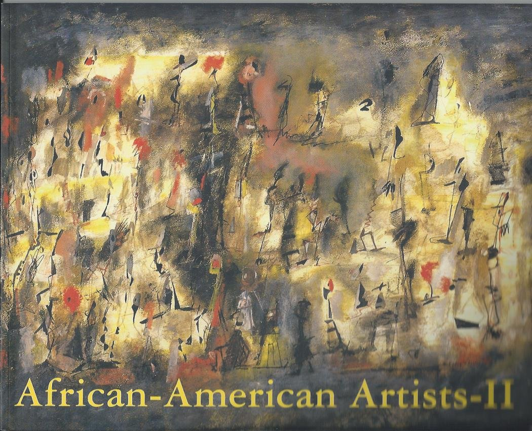 Download African-American Artists- II. An Exhibition. February 12th to March 18th, 2000 pdf