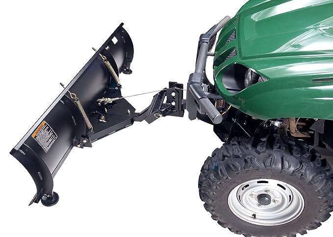 amazon swisher 2850 62 inch utv plow blade garden outdoor Homemade ATV Snow Plow