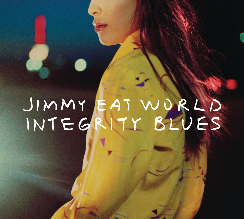 CD : Jimmy Eat World - Integrity Blues (CD)