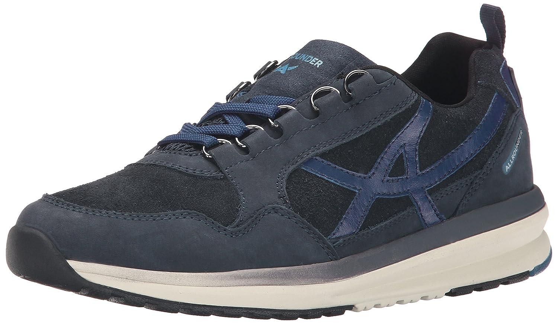 Allrounder by Mephisto Women's Kalibra Sport Shoes B00SSWZ84U 7 B(M) US|Dark Blue Nubuck/Suede