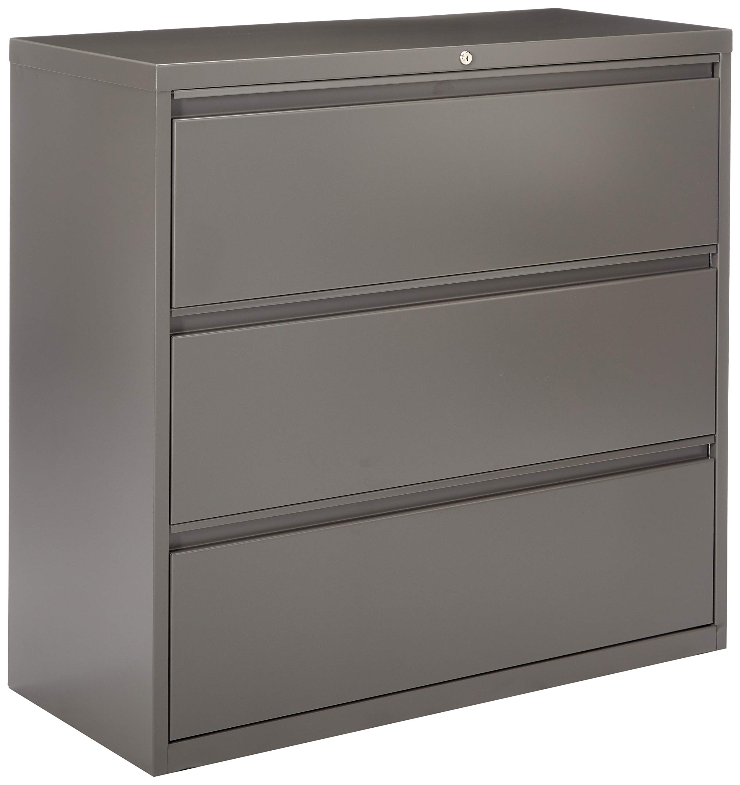 Lorell LLR60476 Lateral File, Medium Tone by Lorell