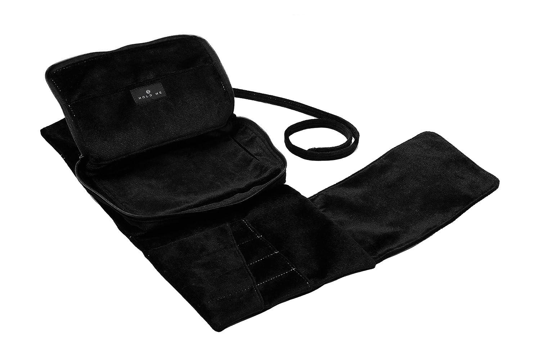 Hold Me Middle Sister Bag – Basic Black – Makeup Brush Organizer