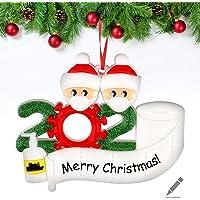 Decoraciones para árboles de Navidad Decoraciones para el hogar Que sobreviven a Las Decoraciones navideñas 2020 Adorno…