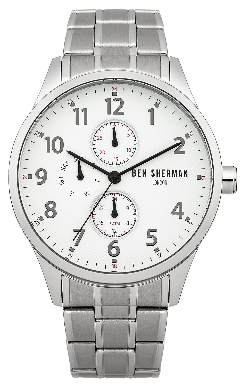 Ben Sherman Herren-Armbanduhr Analog Quarz WB004SM