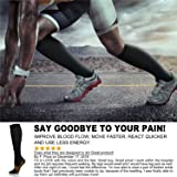 QUXIANG Copper Compression Socks for Women and Men