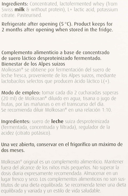 Molkosan   Flora intestinal*   500 ml   A.Vogel