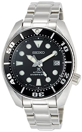 17d3b7305 SEIKO PROSPEX Men s Watch Diver Mechanical Self-winding (with manual  winding) Waterproof 200m