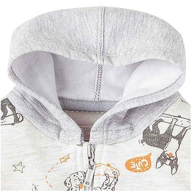Amazon.com: OFFCORSS Baby Boy Full Zip Up Hoodie Ropa para Bebe Niño Sudaderas Con Capucha: Clothing