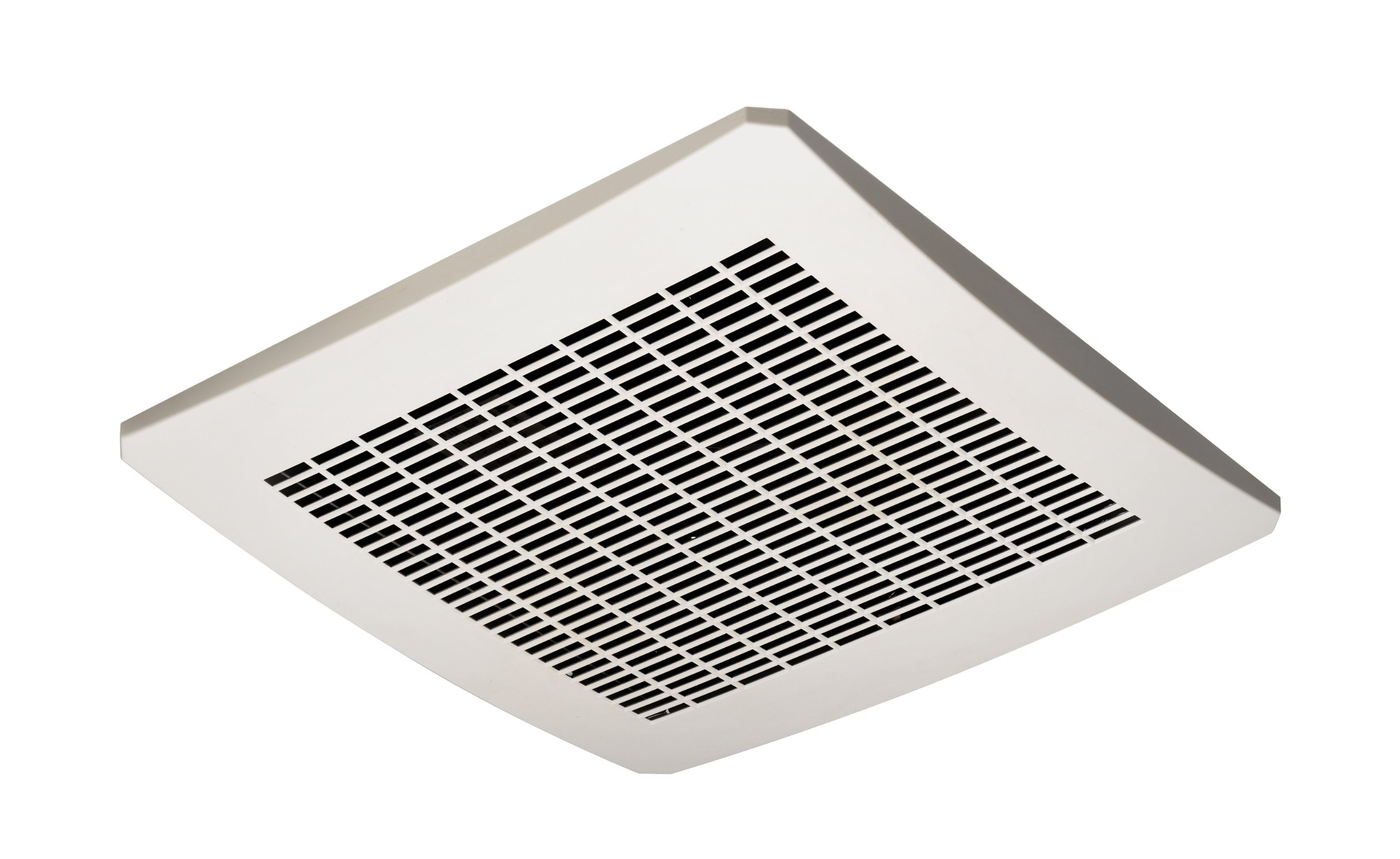 Delta Electronics VFB25ACH Breez 80 CFM Humidity Sensor Exhaust Fan, Less Than 0.3 Sone by Delta Products Corporation (Image #2)