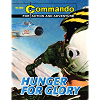 Commando #4352: Hunger For Glory (English Edition)