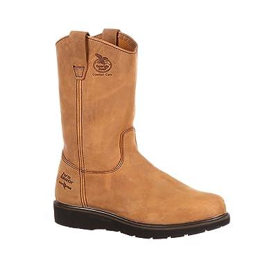 5f9344d401a81 Amazon.com  Georgia Farm   Ranch Wellington CC Work Boots®G-4432 (M7 ...