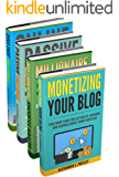 Financial Freedom: Online Income, Passive Income, Millionaire Success Habits, Monetizing Your Blog (English Edition)