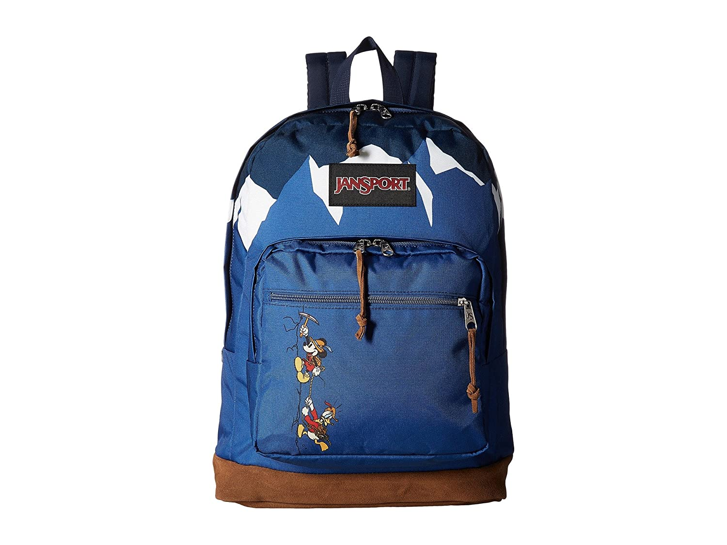 Amazon.com: JanSport Disney Right Pack SE Laptop Backpack (Alpine/Take a Hike): Computers & Accessories