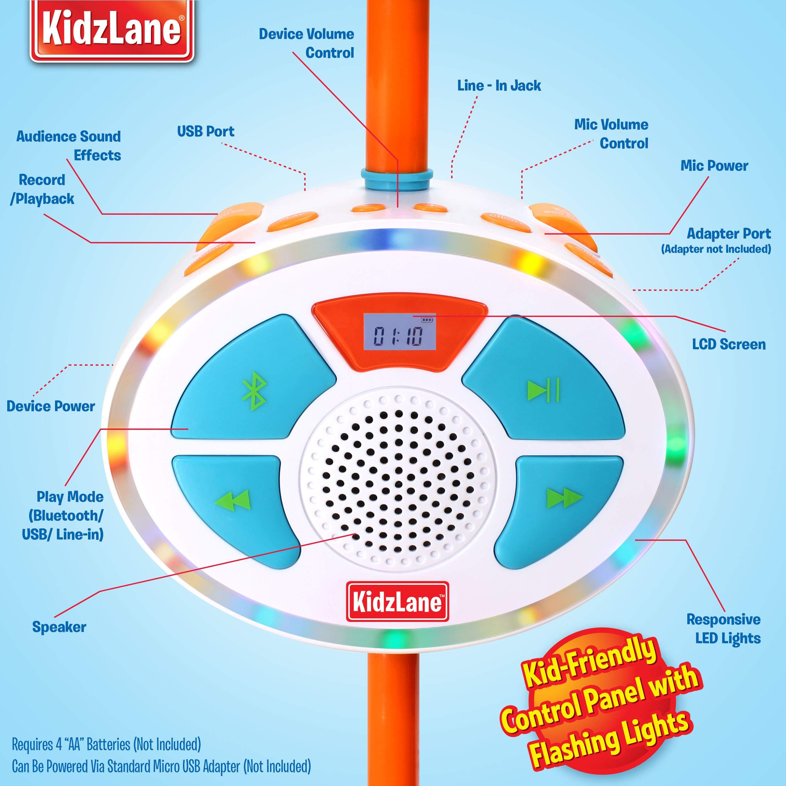 Kidzlane Musical Kidz How To Build The Itsybitsy Usb Lamp Circuit Diagram