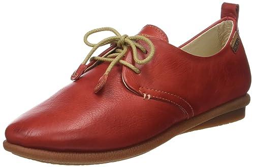 Dr. Martens 1461 - Zapatos de cuero para mujer, color rosa (raspberry), talla 42