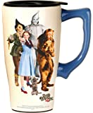 Wizard Of Oz Travel Mug, White