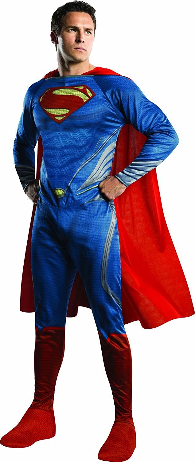 Amazon.com Rubieu0027s Costume Man Of Steel Adult Complete Superman Blue/Red X-Large Clothing  sc 1 st  Amazon.com & Amazon.com: Rubieu0027s Costume Man Of Steel Adult Complete Superman ...