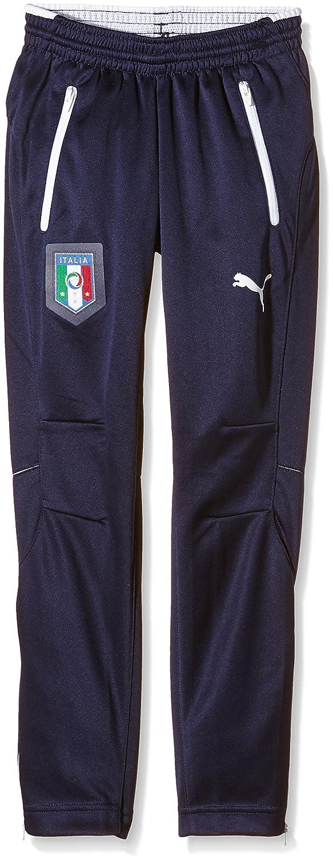 Puma Jungen Italien Trainer Trainingshose
