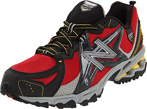 New Balance Zapatilla Performance Trail MT810RB Width D Rojo EUR ...