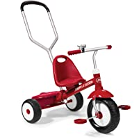 Radio Flyer Radio Flyer Deluxe Steer and Stroll Trike