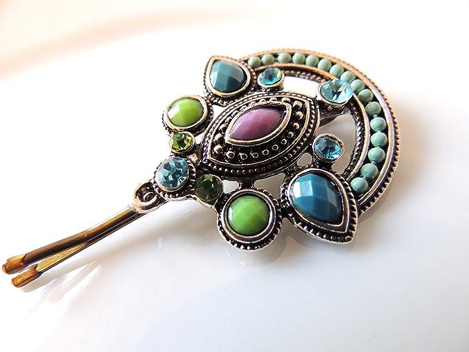 00e4b688648 Sara Attali Design Vintage Hair Pin Bobby Pins Bridal Hair Clip ...