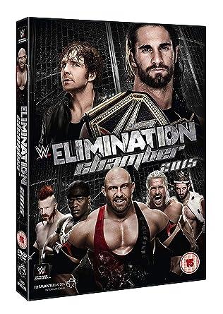 WWE: Elimination Chamber 2015 [DVD] by Seth Rollins: Amazon.es: Seth Rollins, Dean Ambrose, Kevin Owens, John Cena, unknown: Cine y Series TV