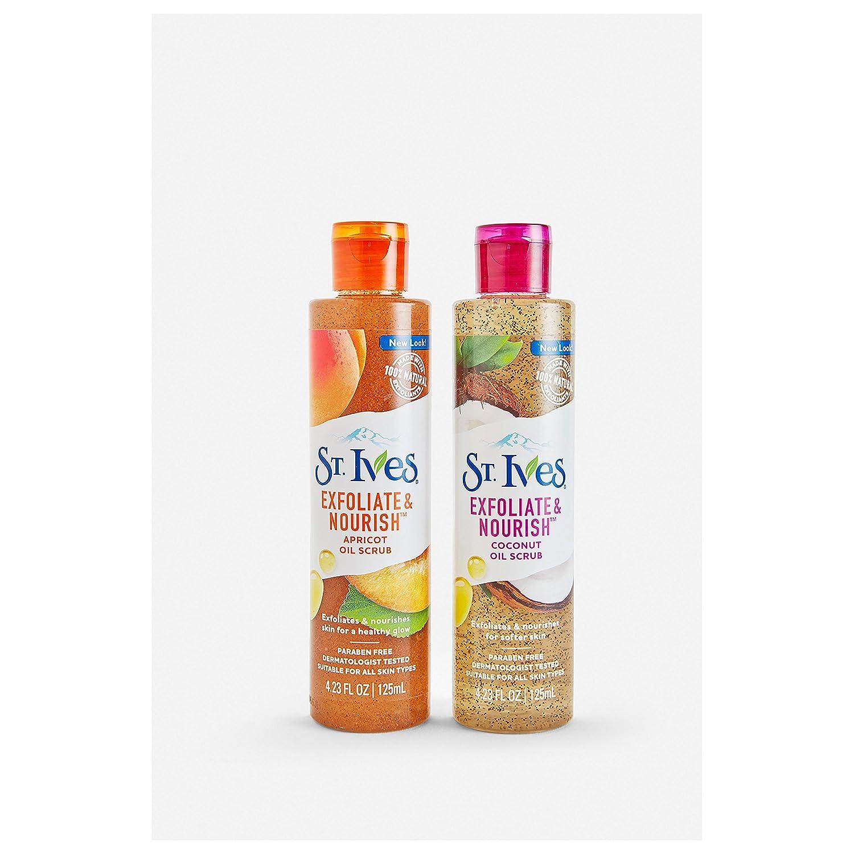 Exfoliate & Nourish Facial Oil Scrub Apricot by st ives #18