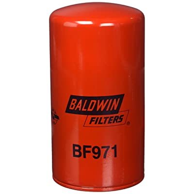 Baldwin BF971 Heavy Duty Diesel Fuel Spin-On Filter: Automotive