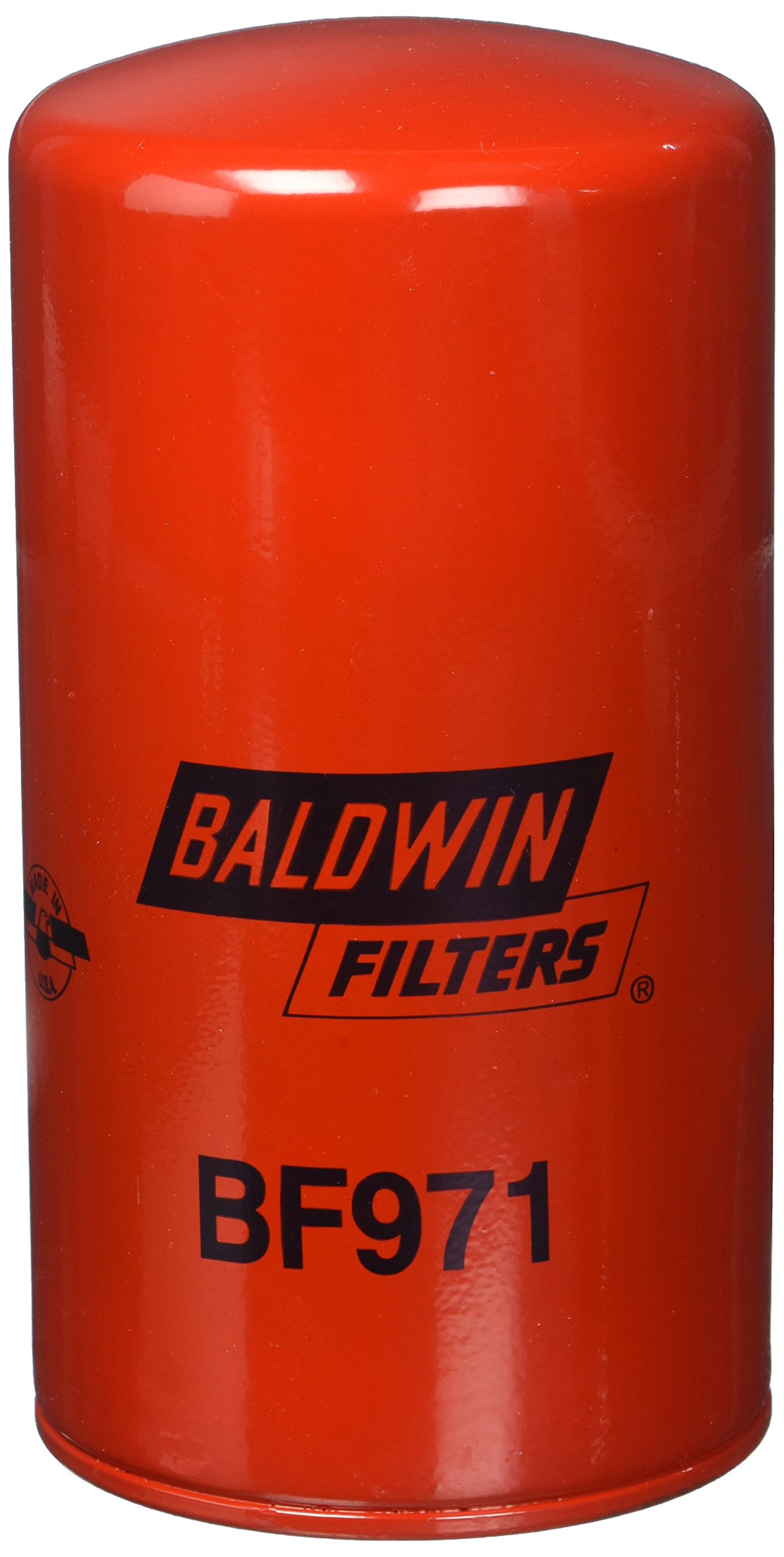 Baldwin BF971 Heavy Duty Diesel Fuel Spin-On Filter