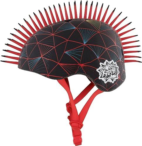 Krash! Youth Mohawk Helmets