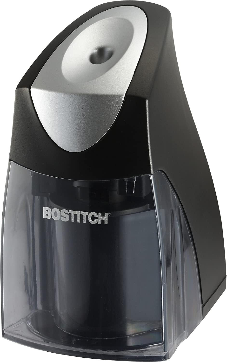 Bostitch QuietSharp Vertical Executive Electric Pencil Sharpener, Black (EPS9V-BLK)