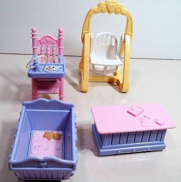 Fisher Price Loving Family Dream Dollhouse Baby S Belongings