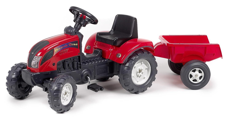 Tracteur ranch avec remorque de falk - Remorque tracteur enfant ...