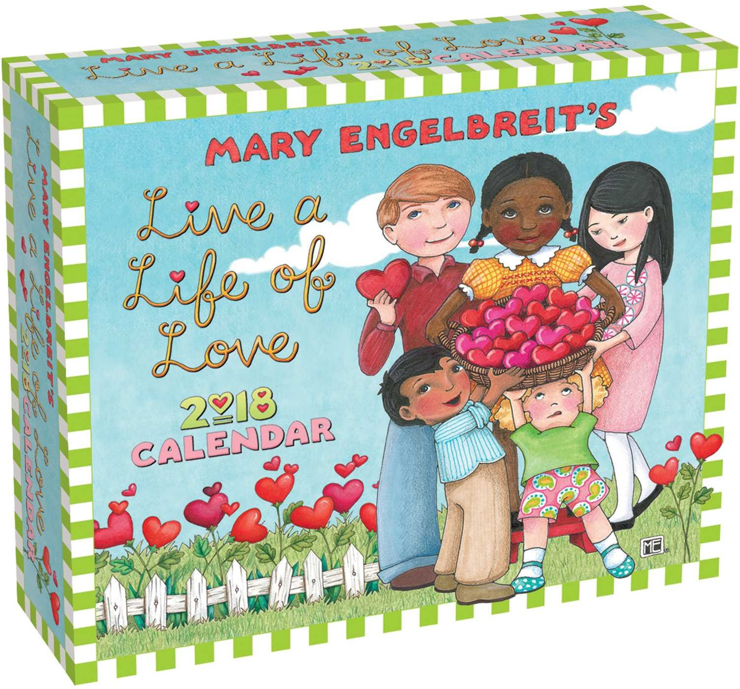 Mary Engelbreit 2018 Day Calendar